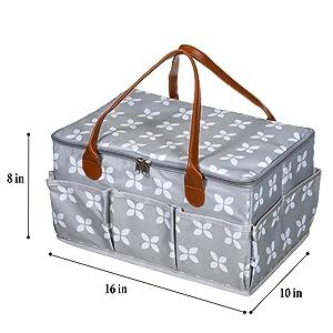 drawer shower gift stylish extra large travel closet crib boy girl