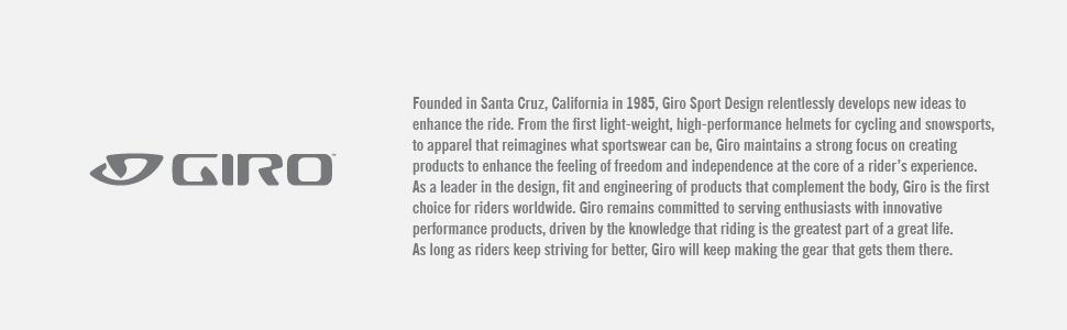 giro brand story