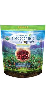 subtle earth organic decaf 2lb