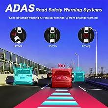 ADAS Plus Make Driving Safer