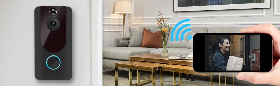 video doorbell wifi