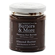 butters and more almond butter chocolate cocoa cacao coffee dark vegan keto dairy free spread