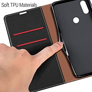 COODIO Funda Xiaomi Redmi Note 7 con Tapa, Funda Movil Xiaomi ...