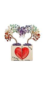 Money ~ Heart Chakra Balance Reiki Healer Wire Jewelry Love Green Jade /& Rose Quartz Crystal Earrings ~ Healing Stone to Manifest Luck
