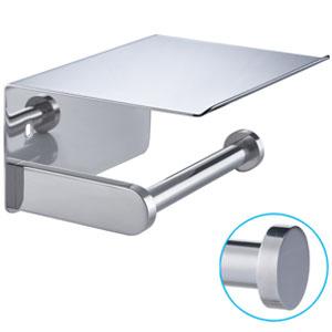 Round Hook of Polished Chrome TP Holder