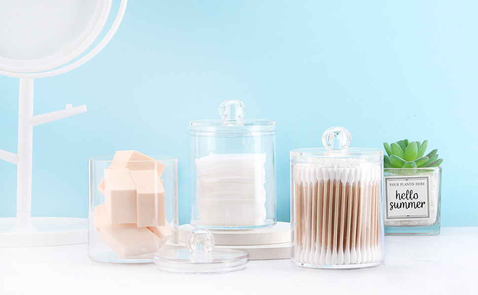 Cotton Swabs Holder
