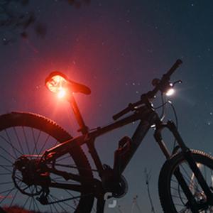Dual Bike Light