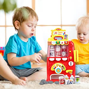 The multi-function and wonderful design power up the fun, 5 year old boy gift