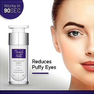 instant facelift wrinkles eye lift cream