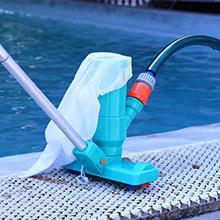 Life Easy Vac Whirlpoolsauger Poolsauger Vakuum Sauger für Whirlpools Pools