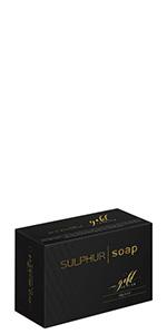 Jabón Exfoliante de Azufre 200 gr – Con Azufre y Ácido Salicílico ...