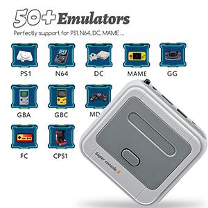 super console x game console