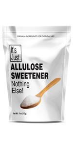 Allulose Sweetener
