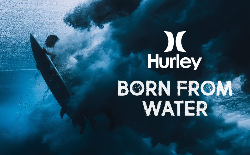 BORN FROM WATER
