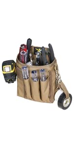 professional tool pouch