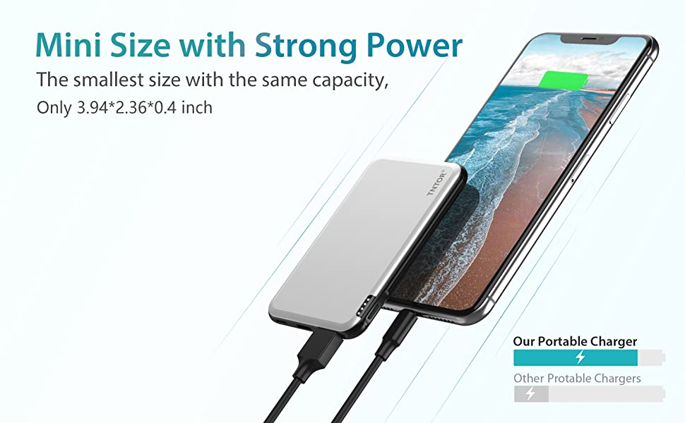 mini size with strong power