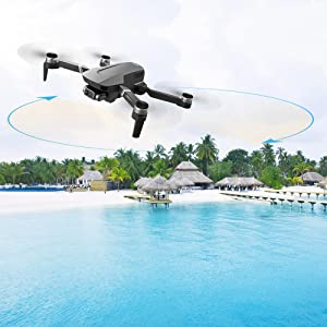 drone with 4k cameras