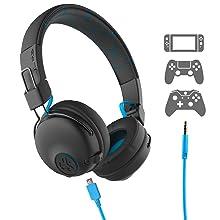 jlab audio gamer headphones