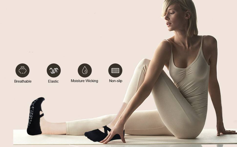 yoga socks women