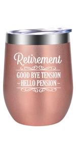 Good Bye Tension Hello Pension