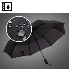 avec Le Parapluie Portable Compact Logo Voiture,P/_eugeot Parapluie Poign/ée Ergonomique Ouverture Automatique et Fermer YYD Voiture Voyage Pliant Parapluie