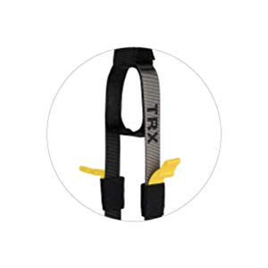 TRX GO Suspension Trainer System: Lightweight & Portable| Full Body Workouts, All Levels & All Goals| Includes Get Started Poster, 2 Workout Guides & ...
