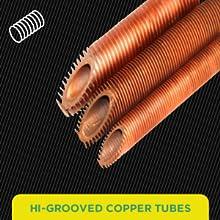 Hi-Grooved Copper Tubes