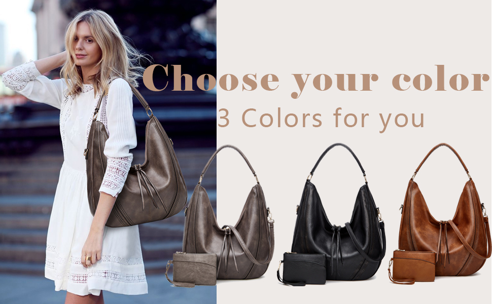 Colors for You to Choose