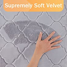 Supremely Soft Velvet