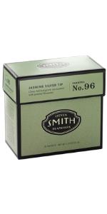Smith Teamaker Jasmine Silver Tip Variety No. 96 Green Tea
