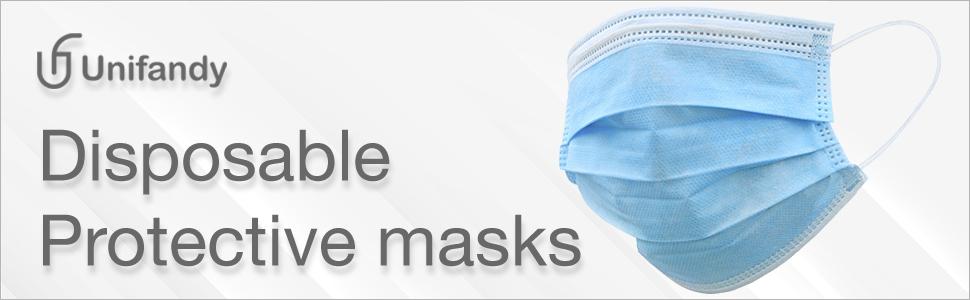 Unifandy Disposable Face Mask