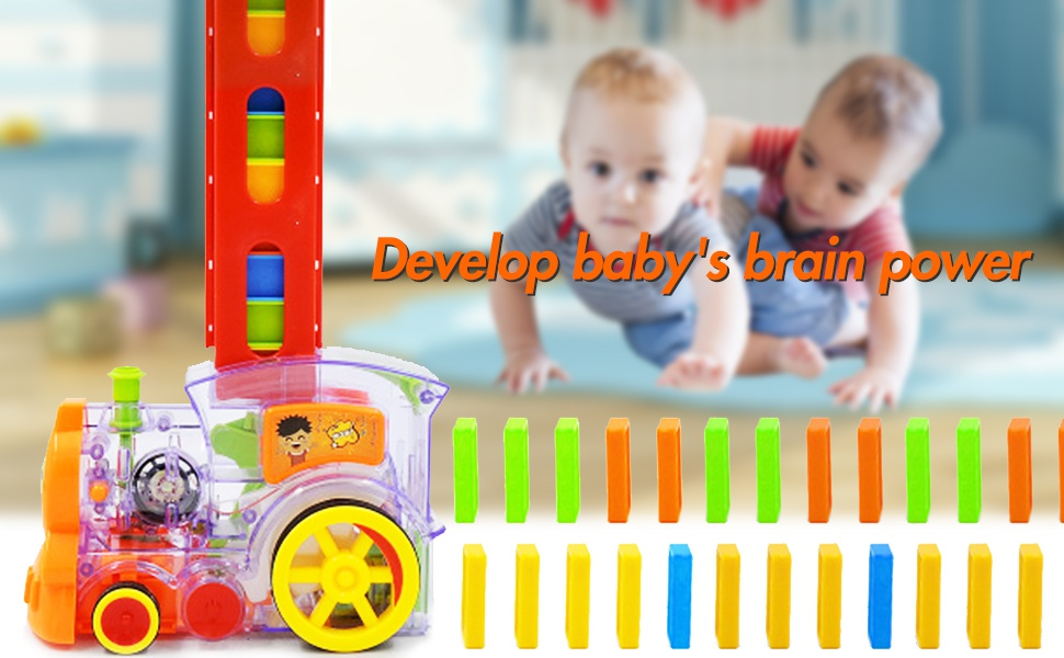 KIDS LEARNING TOY TRAIN