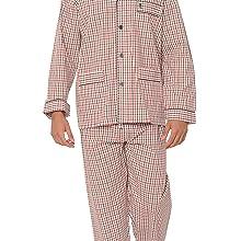 El Búho Nocturno - Pijama de Caballero | Pijama de Hombre de Manga ...