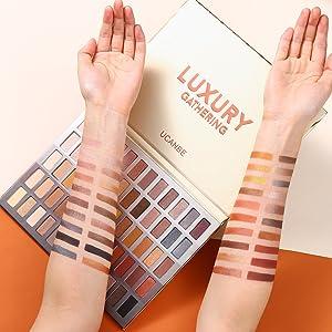 60 shades palette