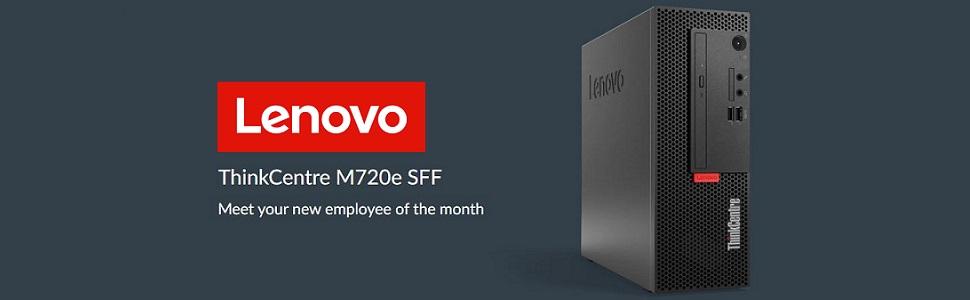 Lenovo ThinkCentre M720e SFF Banner