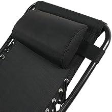 headrest on chair