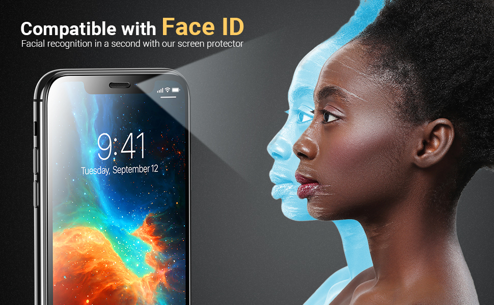 Compatible with Face ID