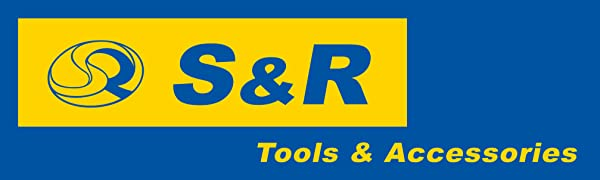 Samp;R S-R Tools Accessories Company Logo