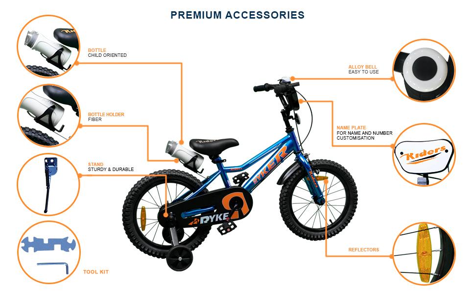 blue cycle for kids, blue cycle for boys, blue cycle for girls