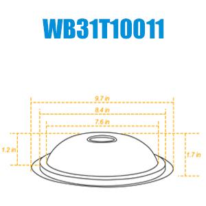 770169 AP2028056 PS244394 EAP244394 WB31T10010-100PK WB32T10008 WB32X10015