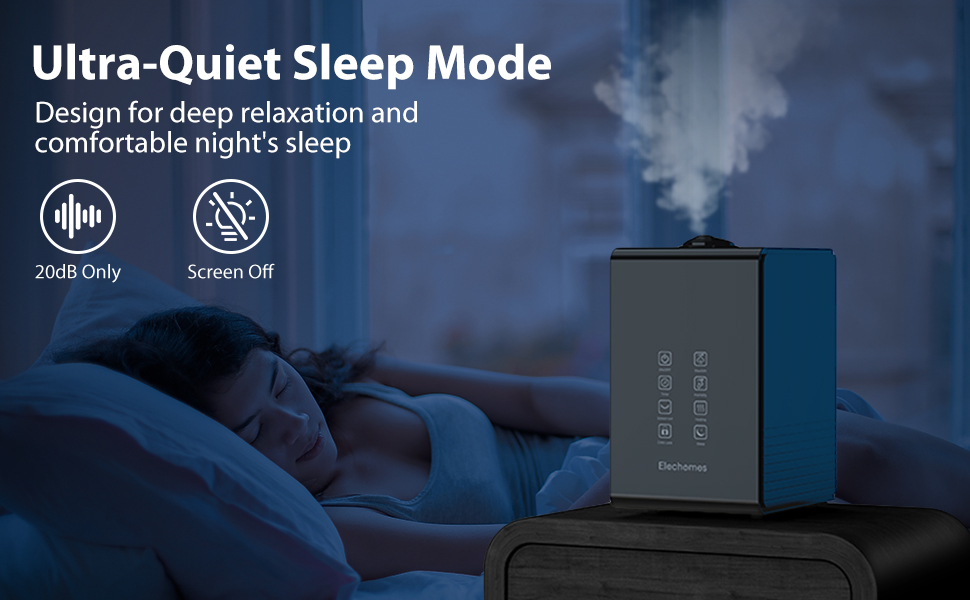 ultra quiet humidifier