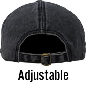 adjustable tuck and slide metal buckle closure