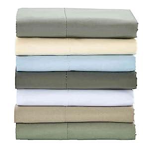 Sage bed sheets