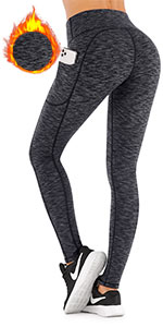 womens leggings with 4 pockets