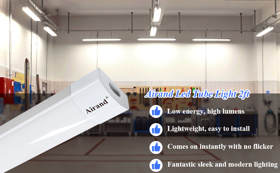 led shop light ceiling utility light led light ceiling mount led cord light plug in light closet
