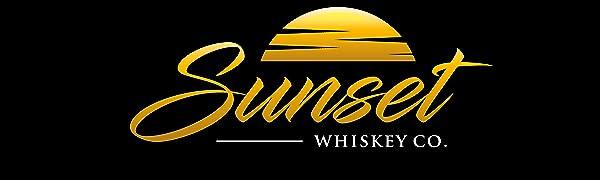 Sunset Whiskey logo