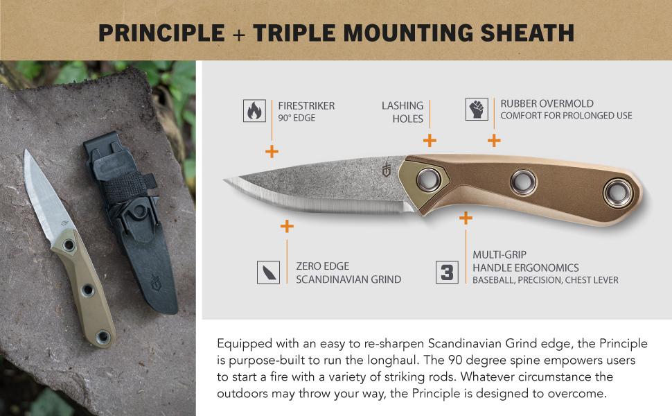 whittle slice shave fixed sheathe blade folding fire striker edge blade grip rubber handle lanyard