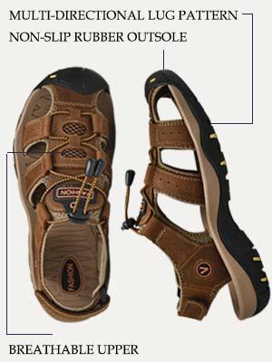 outdoor sandalias