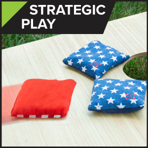 Play Platoon Pro Cornhole Bags