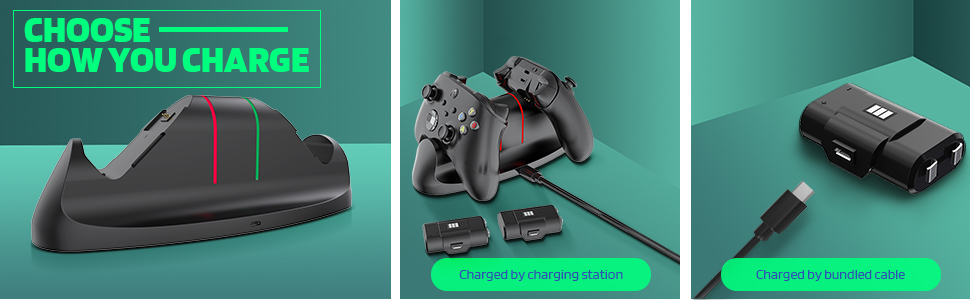 xbox charging station